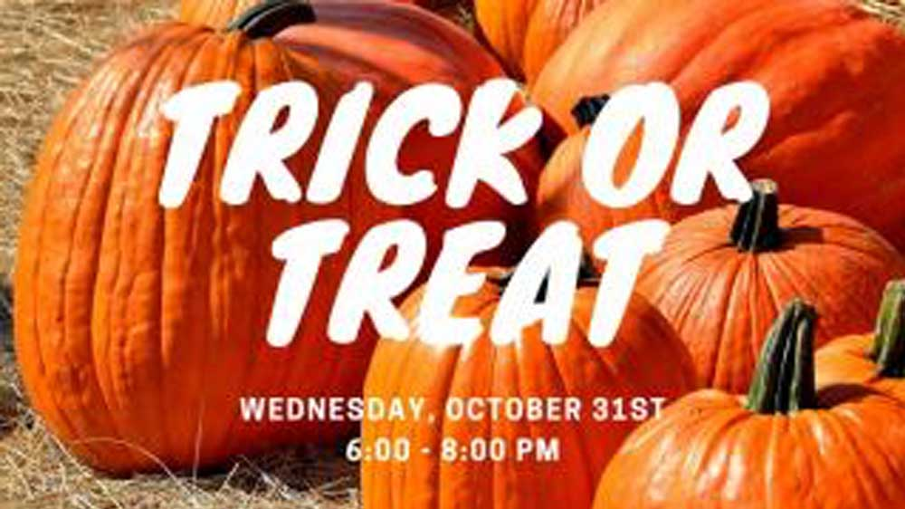 Trick-or-Treat Activities in the Township