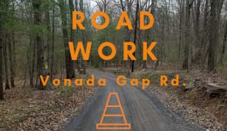 Notice of Upcoming Roadwork