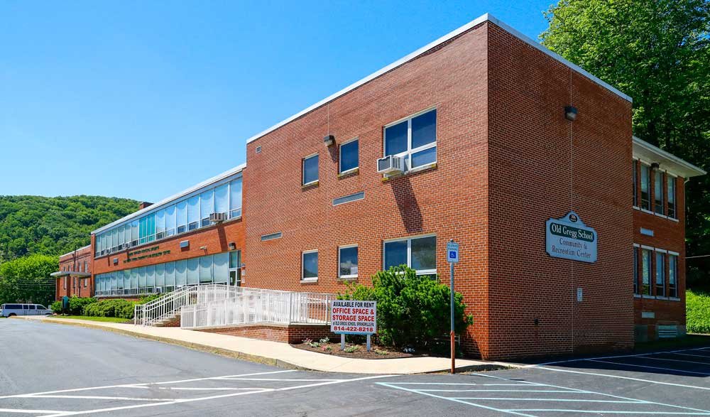 Old Gregg School