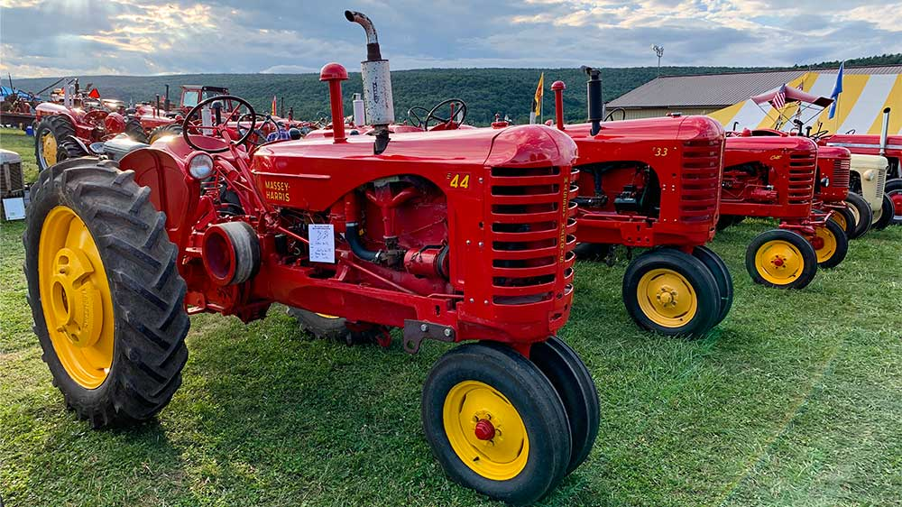 Nittany Antique Machinery Show: Sept 9-12